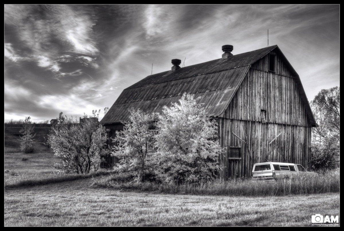 More Michigan Barns Aaron M Photography Blog