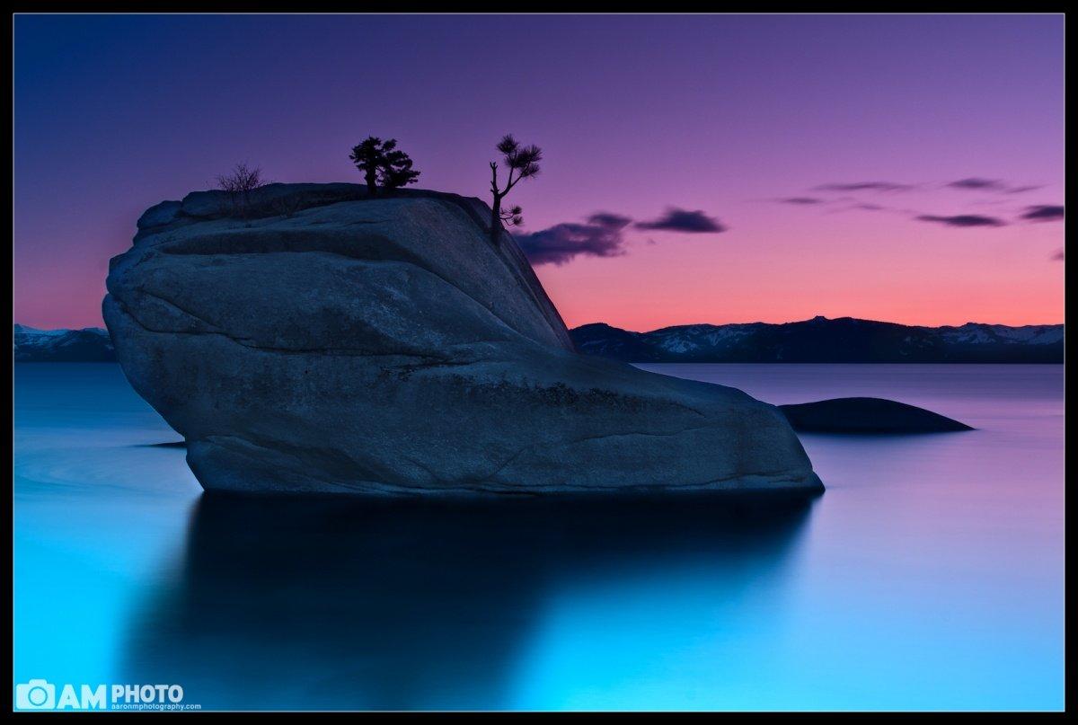 bonsai rock lake tahoe - photo #34