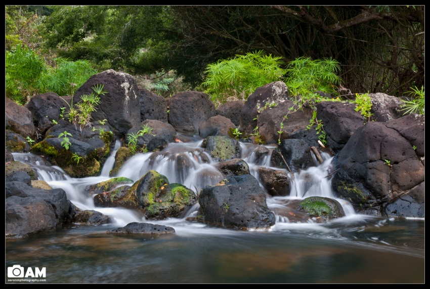 Little Kipu Falls