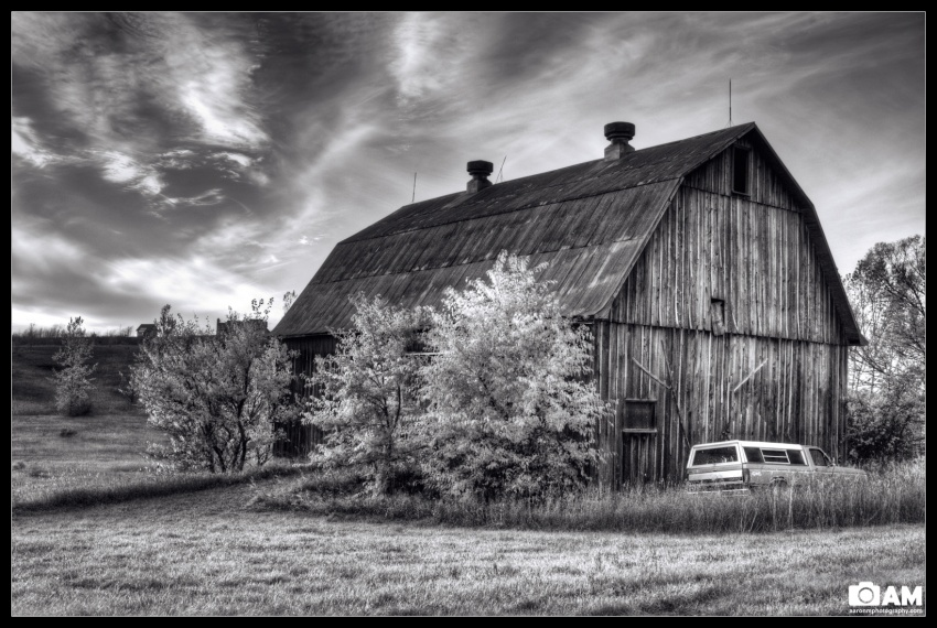 More Michigan Barns
