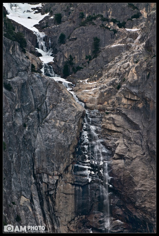 Winter Water in Yosemite
