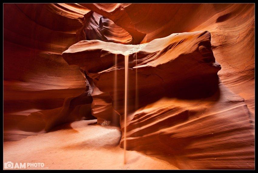 Antelope Sand Falls