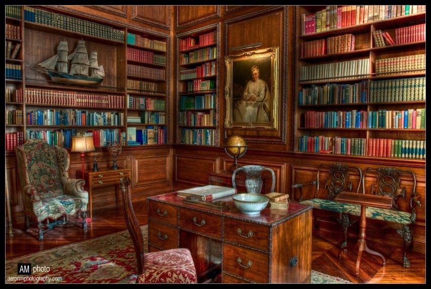 Filoli Library