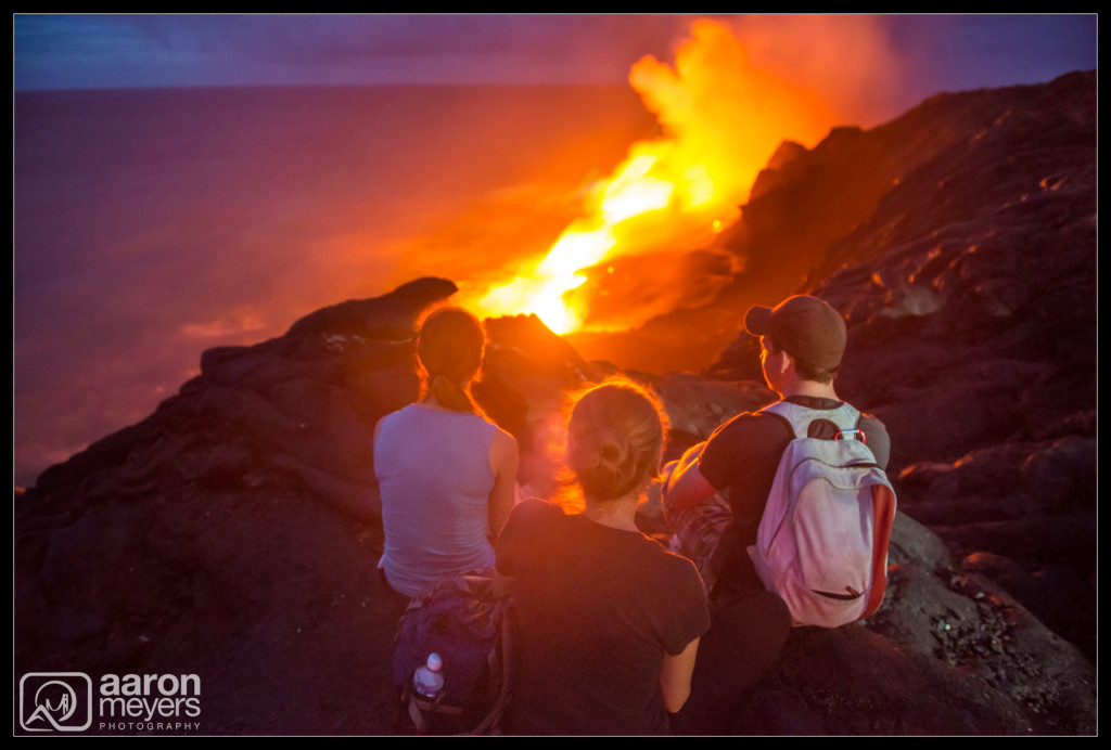 Watching the Lava