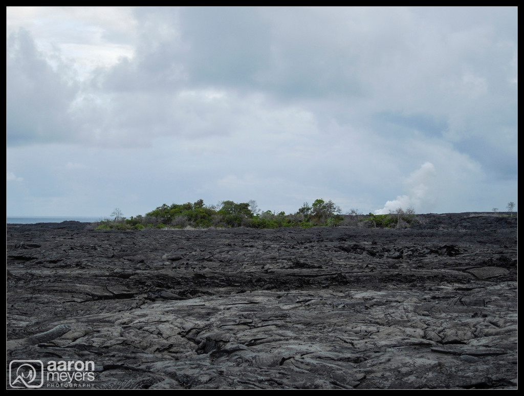 Lava to walk over